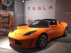The Tesla Roadster is a array electric agent (BEV) sports car produced by the electric car close Tes. Tesla Roadster, Tesla Motors Logo, Tesla Motors Model S, Tesla Electric, Electric Cars, Electric Vehicle, Electric Motor, Vin Diesel, Fast And Furious
