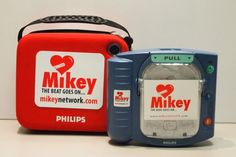 AEDs- Mikeys - now in more schools - read about it! 680 News Feb 4 2014