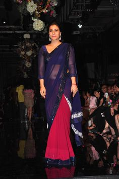 #Kajol look completely gorgeous at event of #LFW.  For more pics visit : www.biscoot.com  #Fashion #BollywoodFashion #ActressPhotos #BollywoodActress #Biscoot #LakmeFashionWeek
