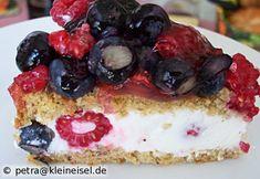 Beeren-Joghurt-Torte: runde Form, 20 cm