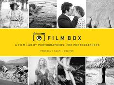 Film Box // Nashville, TN