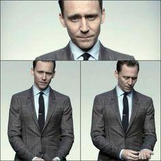 GQ Tom Hiddleston