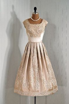 1950's Harvey Berin Dress by krystal