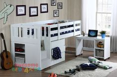 Awesome Beds 4 Kids   Cameron Midi Sleeper, $1,599.00 (http://www