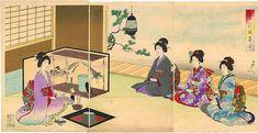 Principi filosofici ed estetici della cerimonia del tè