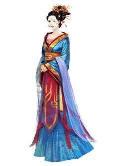 【冰偌收集】手绘免抠人物素材之四 - 冰偌 - 音画 素材 博客 Chinese Style, Chinese Art, 3d Art Drawing, Geisha Art, Watercolor Girl, Beautiful Fantasy Art, Chinese Clothing, Oriental Fashion, Fantasy Girl