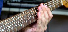 Slap guitar?