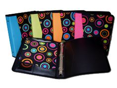 Our fusion ring binder is perfect for a stylish diy coupon organizer
