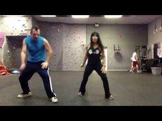 Hands Up - Tony Mandell - Dance Fitness Choreography by Kit and David