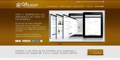 Página web QRCasas