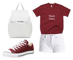 A fashion look from August 2016 featuring white leather shorts, canvas trainers and mini drawstring backpack. Browse and shop related looks. Barbour International, Design Shop, Fig, Gym Shorts Womens, Converse, Chocolate, Shoe Bag, Polyvore, Stuff To Buy