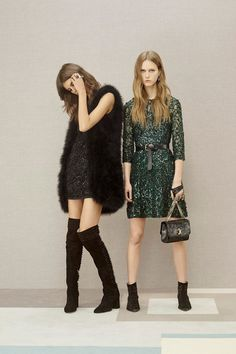 The complete Elie Saab Pre-Fall 2016 fashion show now on Vogue Runway.