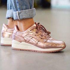 Sneakers femme - Asics Gel Lyte III via @isthegat @girlonkicks
