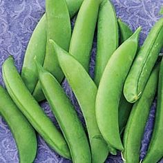 Sugar Heart Snap Peas