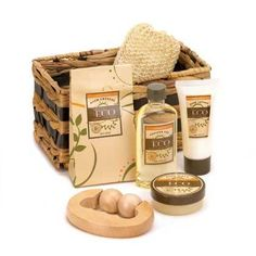 'MOTHERS DAY INVIGORATING SPA BASKET Spa Eessentials Tha' is going up for auction at  4pm Sat, May 4 with a starting bid of $25.