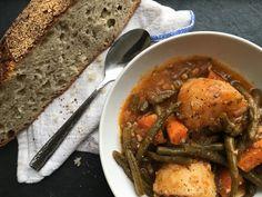 Vegetable Stew | The Greek Vegan