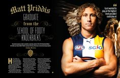 AFL Record Matt Priddis Feature Round 2