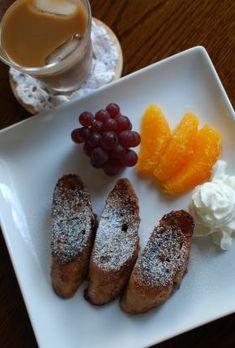 「大人気♪チョコフレンチトースト」こたみや   お菓子・パンのレシピや作り方【corecle*コレクル】