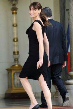 Carla Bruni Midnight In Paris Sonia Grande Interview (Vogue.com UK)