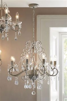 Gorgeous chandelier light covers ideas all decorations homes buy la martine 7 light chandelier from the next uk online shop audiocablefo