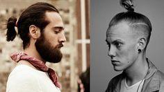 Длинные мужские прически | hairwiki.ru