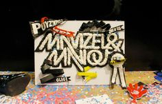 Mamzel & Maviou - Lazy Dog   Poyz and Pirlz EXPO by Alexandra Bruel, via Behance
