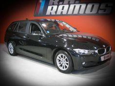 BMW   318D  TOURING  Veja mais aqui: http://raramos.pt/viatura/173/bmw-318d