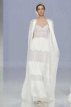 Rosa Clará 2018 Collection Barcelona Bridal Fashion Week