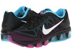 Nike Air Max Tailwind 7 Hyper Punch/Pure Platinum/Fuchsia Force/Black - Zappos.com Free Shipping BOTH Ways