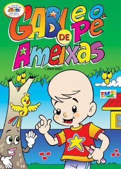 Amazon.com.br eBooks Kindle: Turma do Gabi e o Pé de Ameixas, Moacir Torres