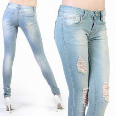 fournisseur de jean tr s sexy pour femme ce mod le est un jean slim trou du haut de la cuisse. Black Bedroom Furniture Sets. Home Design Ideas