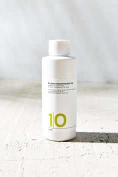 10G Light Hydrating Body Oil