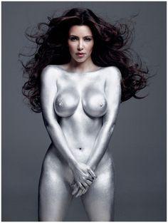 Celebrity nude poster