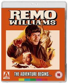 Remo Williams: The Adventure Begins... [ Blu-ray