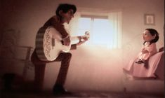 Remember Me- Hector singing his special song on his guitar for his daughter, Coco from Coco Childhood Movies, Pixar Movies, All Movies, Movie Characters, Coco Disney, Disney Girls, Disney Love, Disney Art, Disney And Dreamworks