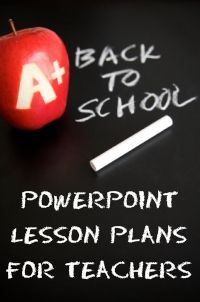 9 best powerpoint lesson plans and presentations for teachers images