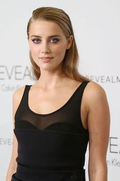 Looking for an Easy Hair Idea? Amber Heard Has Delivered