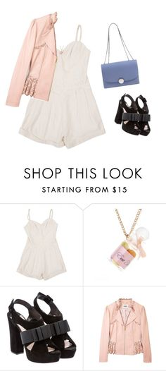 """""""..."""" by sweetsovereign ❤ liked on Polyvore featuring Lover, Miu Miu, Alice by Temperley and sakustyle"""