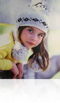 Pubblicità - Catya Winter Hats, Crochet Hats, Fashion, Knitting Hats, Moda, Fashion Styles, Fashion Illustrations