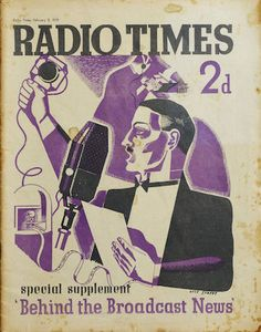Radio Times cover 3rd February 1939