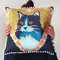 El blog de Dmc: Entrevistamos a Esther Sandler, bordadora australiana