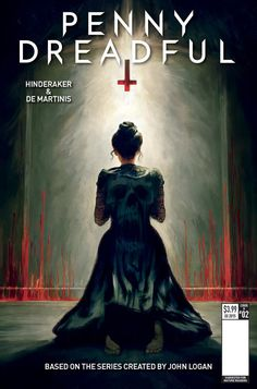 Penny Dreadful: City of Angels on Showtime ( Showtime Series, Hbo Series, Eva Green Penny Dreadful, Penny Dreadfull, Black Magic Woman, City Of Angels, Comic Covers, Good Movies, Book Lovers