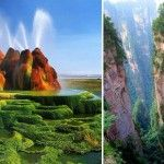 29 Unbelievable Locations That Look Like They're Located On Another Planet