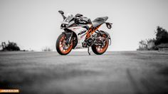 KTM RC390 high resolution wallpapers for download!