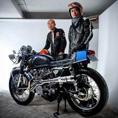 Photographer profile - Mondo Lulu - Pipeburn - Purveyors of Classic Motorcycles, Cafe Racers & Custom motorbikes