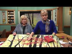 LANDSCAPE QUILTING from a Beginner's Perspective (Part 2 of 3) - YouTube