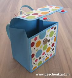 Diy Birthday, Birthday Gifts, Diy And Crafts, Paper Crafts, Punch Board, Candy Boxes, Stamping Up, Creative Cards, School Bags