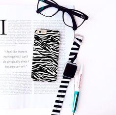 Zebra - custom case for Apple iPhone 6 Plus/iPhone 6/iPhone 5/iphone 5s/iPhone 5c/iPhone 4/iphone 4s, iPad 2/3/4, iPad mini, Samsung Galaxy S5/Galaxy S4/Galaxy S3/Galaxy Note 3