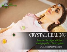 #Crystal_healing is done by using the crystal as an instrument in #Pranic_healing. Crystals include precious and semi-precious stones. Crystal is subtle #energy condenser, it can absorb, store, project and focus Pranic energy.  Crystal healing students will learn the basic theory and practice of Reiki 1 and Reiki 2 Length of the course: 5 days, 3 hours per day.   www.reikischoolindia.com #reiki_in_rishikesh_india #healing_in_india