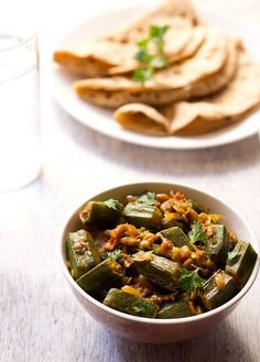 collection of indian bhindi recipes. bhindi also known as okra or lady finger is cooked in different ways in india, depending on the region or part of india.    so there are various ways of using bhindi
